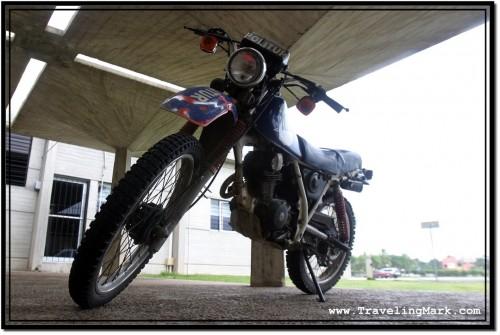 Photo: Politur Dominicana Motorbike