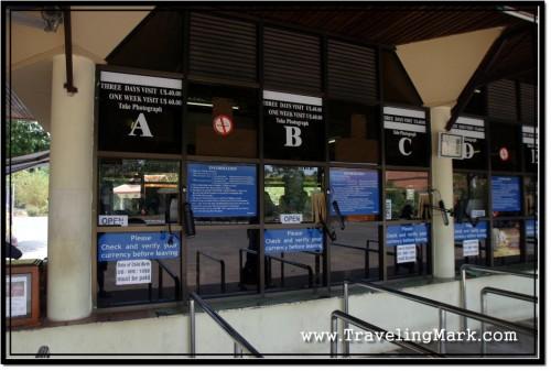 Photo: Angkor Ticketing Office