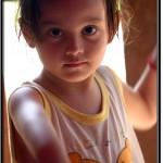 Photo: Girl From a Broken Family