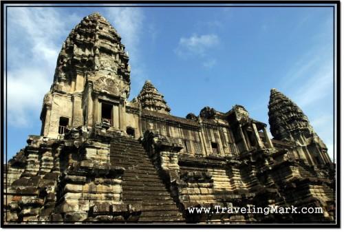 Photo: Bakan - The Principal Sanctuary of Angkor Wat