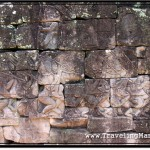 Photo: Bas Reliefs on the Interior Corridor of Bayon