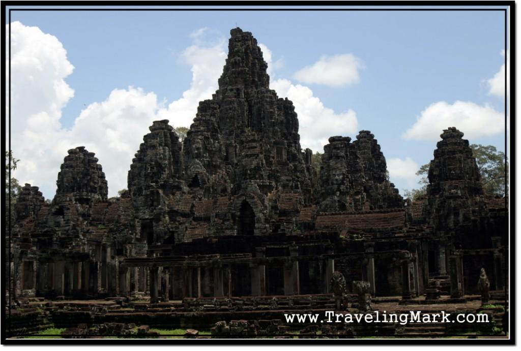 Photo: Bayon, State Temple of Angkor Thom