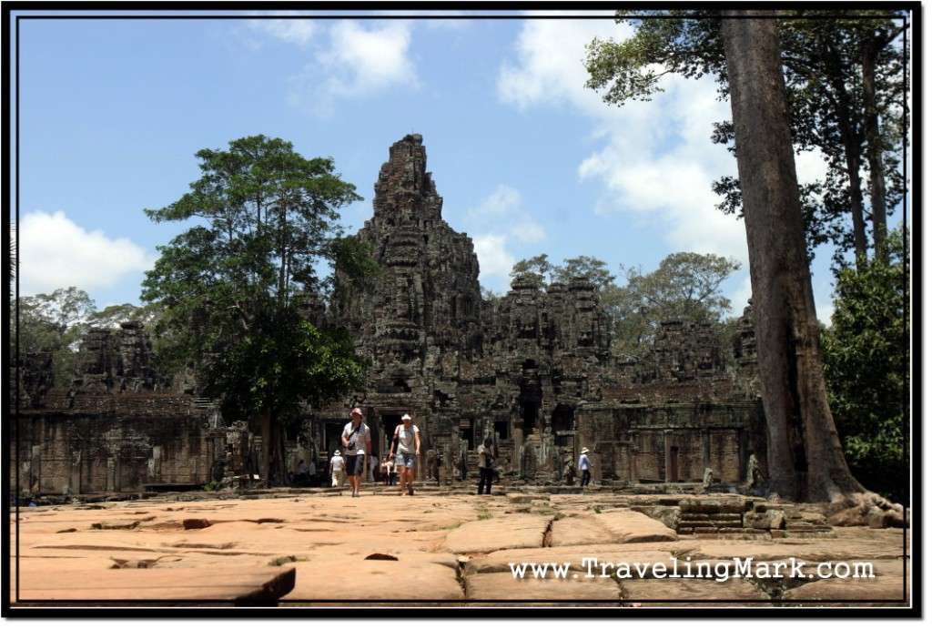 Photo: Bayon - View of East Entrance