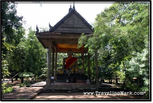 Photo: Preah Ngok Shrine of Angkor Thom