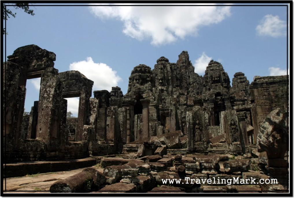 Photo: Bayon Ruins