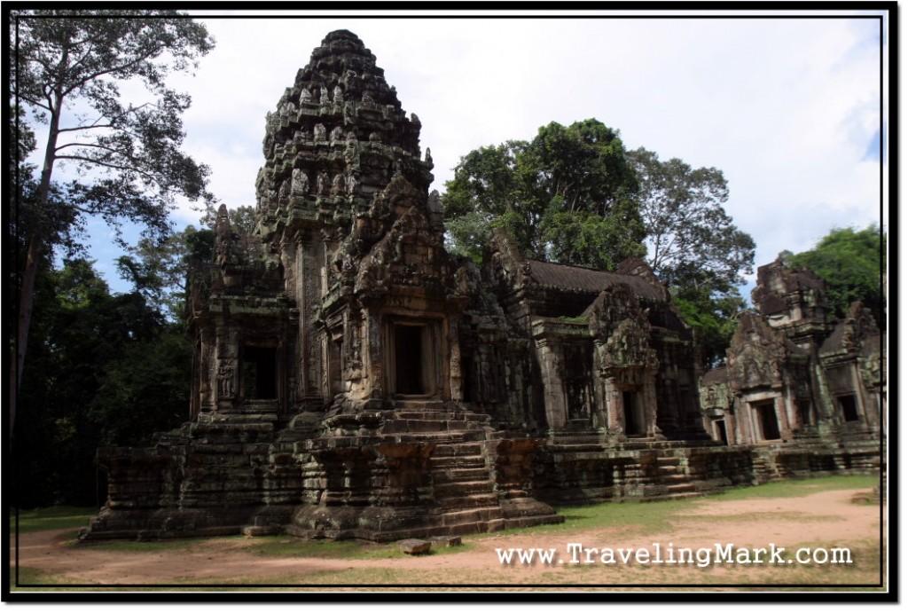 Photo: Thommanon Temple of Angkor, Cambodia