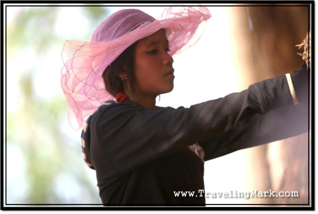 Photo: Beautiful Cambodian Girl
