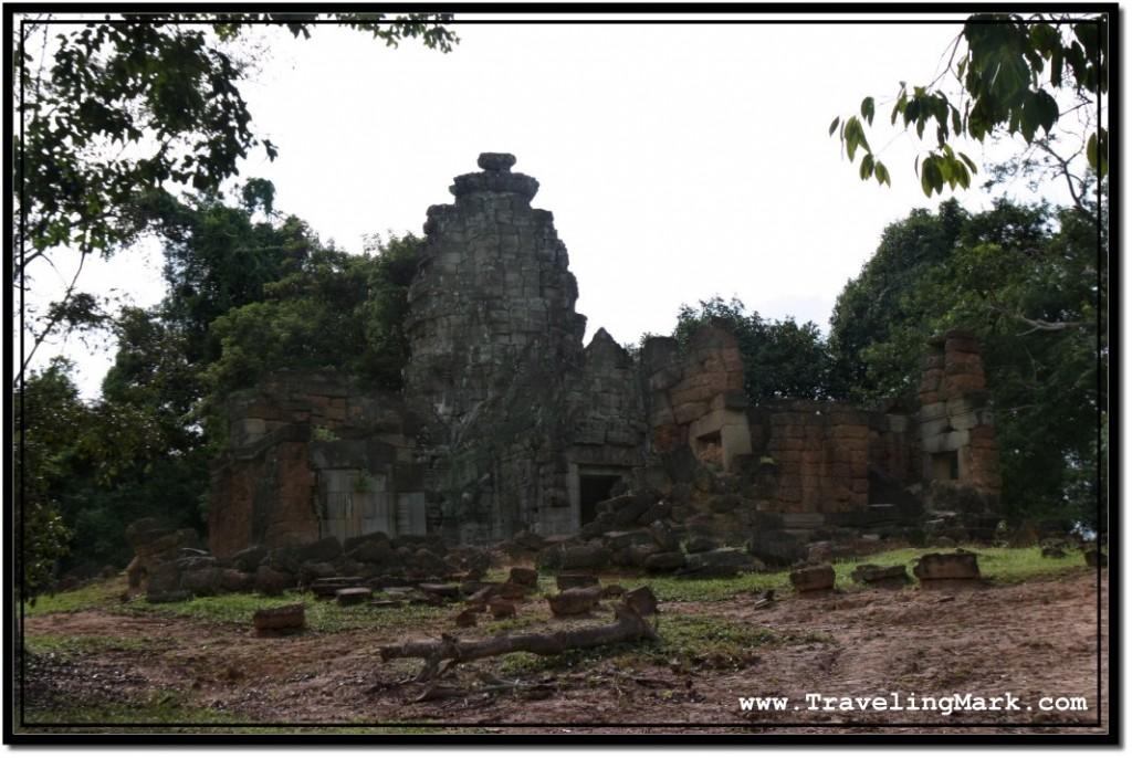 Photo: Prasat Prei Temple Ruins, Angkor, Cambodia