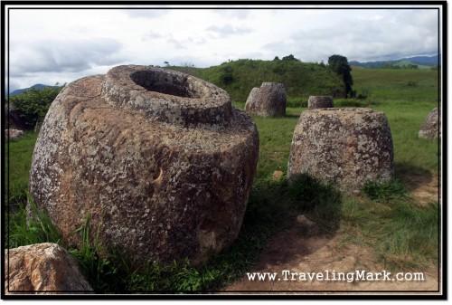 Photo: Plain of Jars, Laos