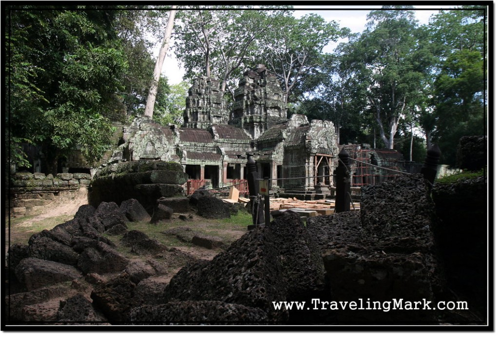 Photo: Ta Prohm Inner Enclosure Gallery