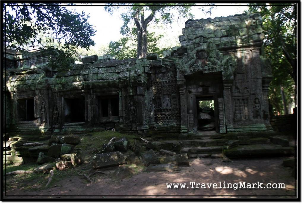 Photo: Ta Prohm Temple Proper East
