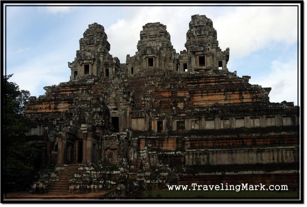 Photo: Ta Keo Temple, Angkor, Cambodia