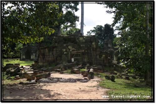 Banteay Prei Temple, Angkor, Cambodia