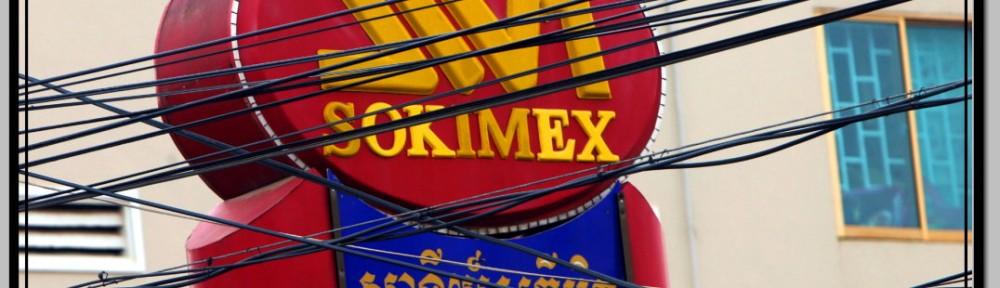 Photo: Sokimex - Symbol of Cambodian Corruption