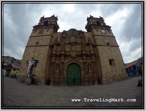 Photo: Basílica Catedral de Puno