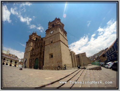 Photo: Catedral de Puno, Otherwise Known as Basílica de San Carlos Borromeo