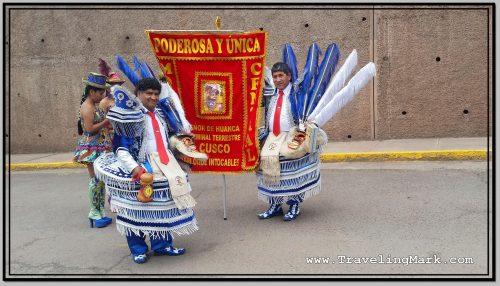 Photo: El Señor de Huanca Banner