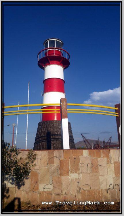 Photo: Puno Port Lighthouse