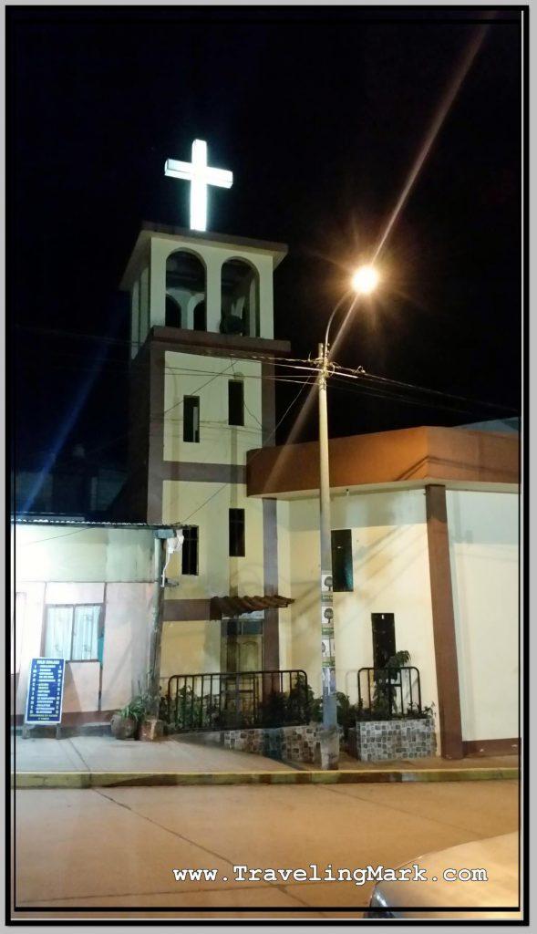 Photo: Main Church of Santa Teresa