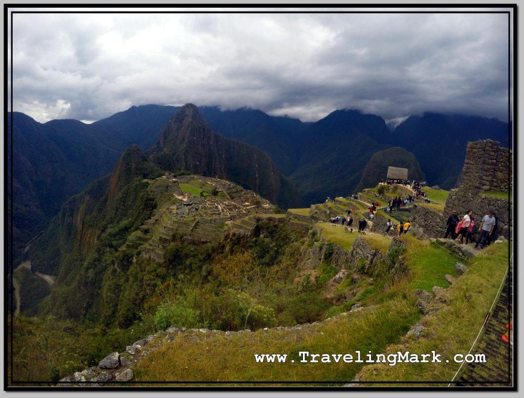 Photo: Steep Hills Housing Machu Picchu
