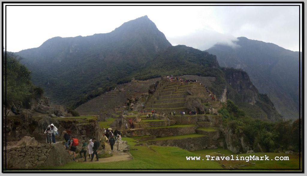 Photo: Machu Picchu Cultivation Terraces