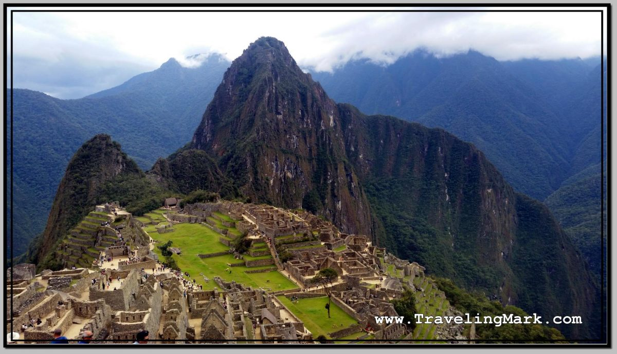 Photo: Peruvians Don't Allow You to Return to Where This Picture Was Taken When the Sun Comes Out